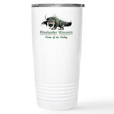 Hodag_Rhinelander Travel Mug