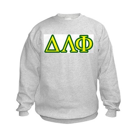 Brother Letters/Colors Kids Sweatshirt