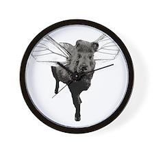 javalina1 Wall Clock