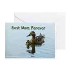 my-baby-mom-lighter Greeting Card
