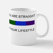 Flaunt Your Lifestyle Mug