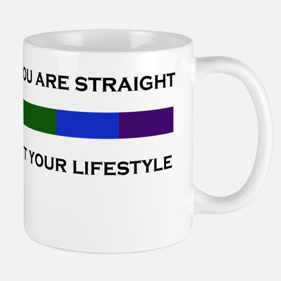Flaunt Your Lifestyle Mug
