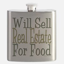 Will Sell Real Estate Flask