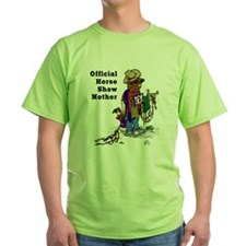 Horse Show Mom - western T-Shirt