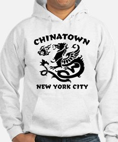 Chinatown New York City Hoodie