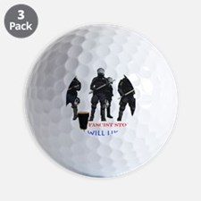 Fascist Stout - You will Golf Ball