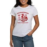Chinatown nyc Women's T-Shirt