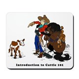 Cutting horse Classic Mousepad