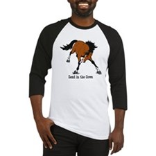 Send in the Cows Baseball Jersey