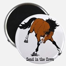 Send in the Cows Magnet