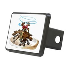 Reining Horse Spin Hitch Cover