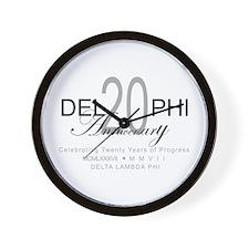 Anniversary 2 Wall Clock