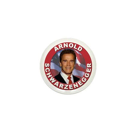 Arnold Schwarzenegger Mini Button (10 pack)