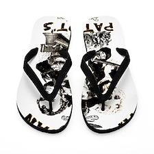 American Patriot 2 Flip Flops