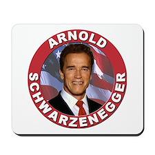 Arnold Schwarzenegger Mousepad