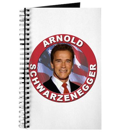 Arnold Schwarzenegger Journal