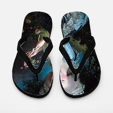 marie-antoinette-portrait_13-5x18v Flip Flops