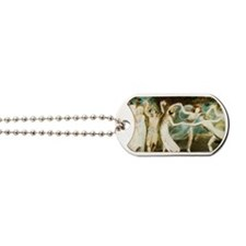 williamblake_oberontitaniapuckdancing_5x7 Dog Tags