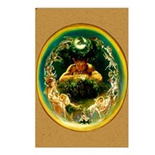 DanielMaclise_FaunFairies Postcards (Package of 8)
