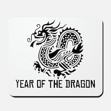 dragon65red Mousepad