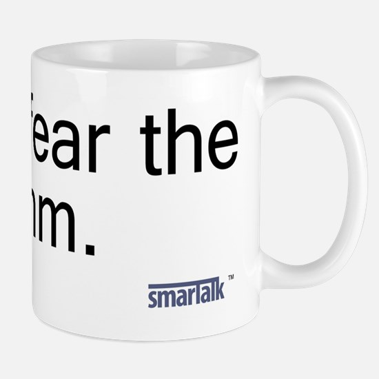 fear algorithm copy Mug