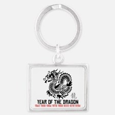 dragon65light Landscape Keychain