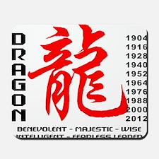 dragon64light Mousepad