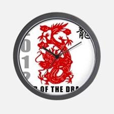 dragon61light Wall Clock