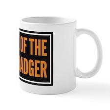 Beware Honey Badger Mug