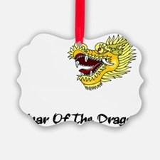 dragon60red Ornament