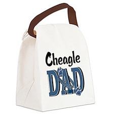 CheagleDAD Canvas Lunch Bag