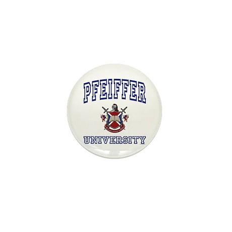 PFEIFFER University Mini Button (10 pack)