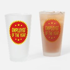 employee-of-the-year-001 Drinking Glass