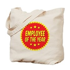 employee-of-the-year-001 Tote Bag