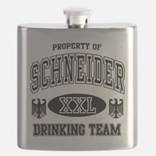 Schneider German Drinking Team Flask