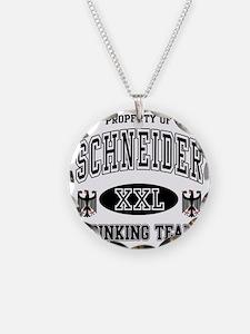 Schneider German Drinking Te Necklace