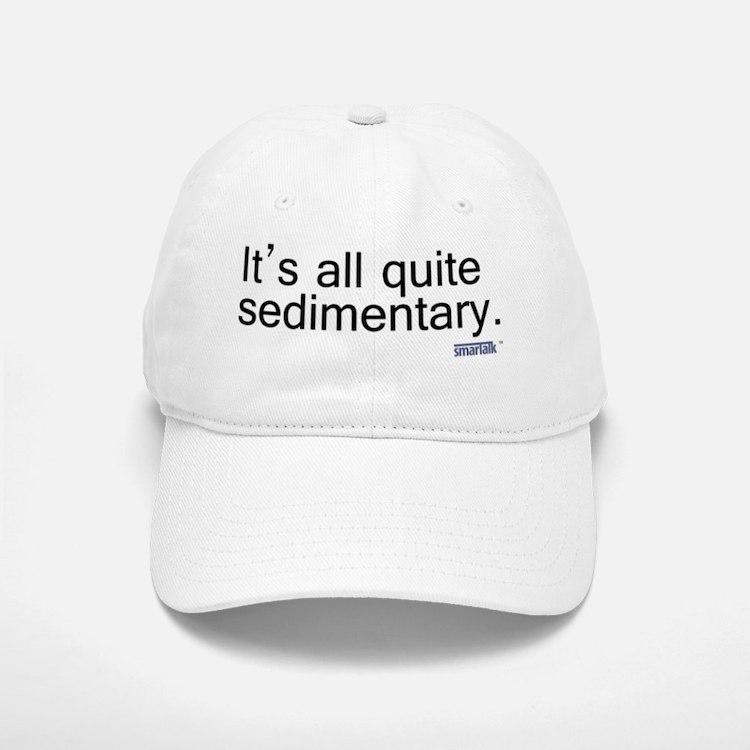 sedimentary copy Baseball Baseball Cap