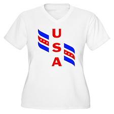 USA 4 T-Shirt