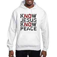 KnowJesus Hoodie