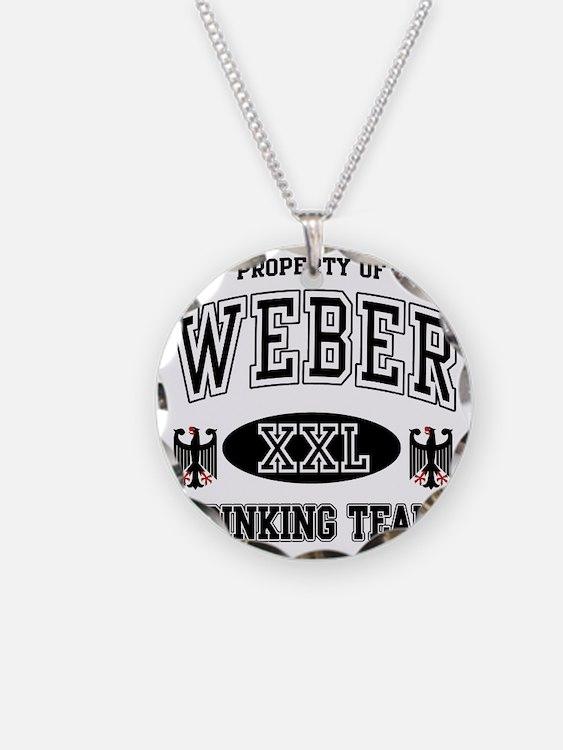 Weber German Drinking Team Necklace