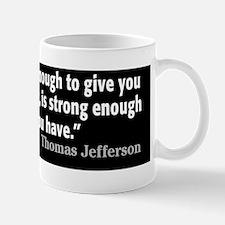 Jefferson_BigGovtBLK Mug