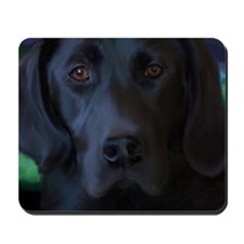 BlackLab17x11 Mousepad