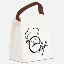 chef1 Canvas Lunch Bag