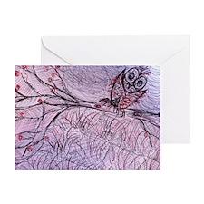 TreeOwl Greeting Card