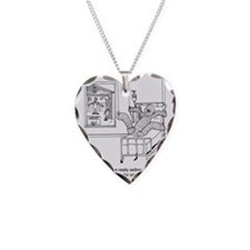 6408_tools_cartoon Necklace