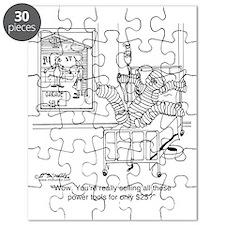 6408_tools_cartoon Puzzle
