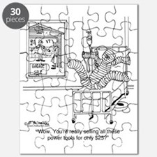6408_tools_cartoon Puzzle