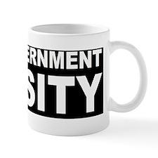 ANTO OBAMA END GOVD Mug