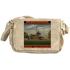 Iwo Jima Memorial Messenger Bag