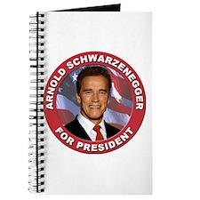 Arnold Schwarzenegger for President Journal